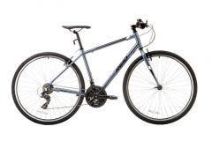 Reid Transit Flat Bar Road Bike Charcoal