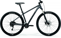 Merida Big Nine 100 Mountain Bike Anthracite/Black (2021)
