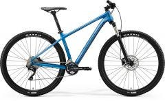 Merida Big Nine 300 Mountain Bike Matt Light Blue/Glossy Blue/Silver (2020)