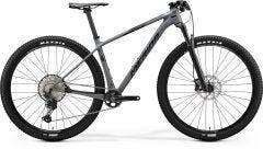 Merida Big Nine XT Mountain Bike Matt Dark Grey/Glossy Dark Silver (2020)