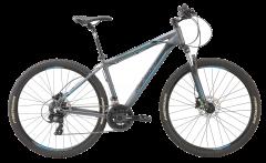 Merida Big Seven 15 Mountain Bike Dark Silver/Blue (2020)