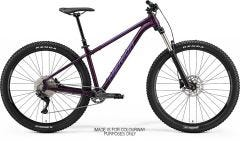 Merida Big Trail 400 Mountain Bike Silk Dark Purple/Silver Purple (2021)
