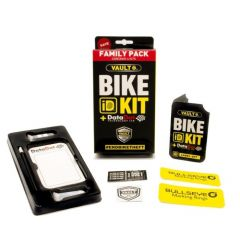 Vault Bike ID Kit Plus Family 4 Pack