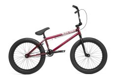 Kink Curb BMX Bike Gloss Smoked Red (2020)