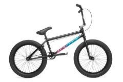 "Kink Whip BMX Bike 20.5"" TT Gloss Black Fade (2020)"