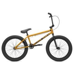 Kink Curb BMX Bike Matte Orange Flake (2021)