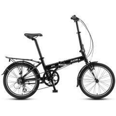 XDS City Folding Bike Black