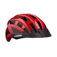Lazer Compact Helmet Red 54-61cm