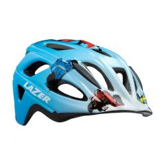 Lazer PNUT Helmet Blue Racer Boy Uni