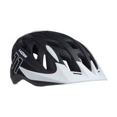 Helmet Lazer J1 Matte Black White Uni