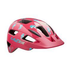 Helmet Lazer Lil' Gekko Pink Sea Pony Girl 46-50cm