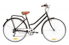 Reid Ladies Classic Lite Cruiser Bike Black