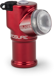 Exposure Blaze Mk3 Rechargeable Rear light with Day Bright ReAKT and Peleton Mode