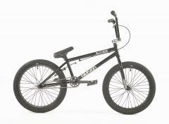 "Division Blitzer 20"" BMX Bike Black Polished (2020)"
