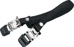 BBB Bike & Tight Pedal Straps (Black) | 99 Bikes