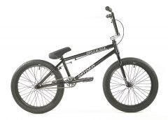 Division Brookside BMX Bike Black Polished (2020)