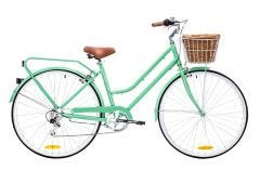 Reid Ladies Classic Lite Cruiser Bike Mint Green