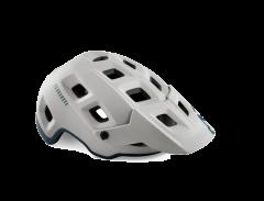 MET Terranova MIPS Helmet Grey/Petrol Blue