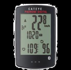 Cateye Padrone Digital Wireless Bluetooth W/Speed&Cad Sensor
