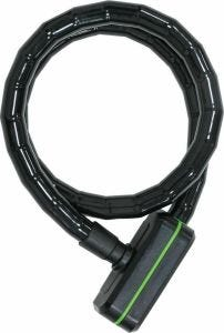 Citadel Steel-O-Flex Key Cable Lock 80cm X 15mm CA80/15/K/B