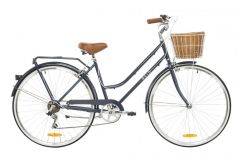 Reid Ladies Classic Lite Cruiser Bike Navy