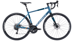 Silverback Strela Comp Disc Race Bike Satin Blue/Lime (2020)