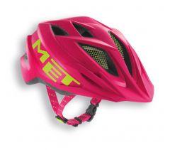 MET Crackerjack Helmet Pink/Green 52-57 cm