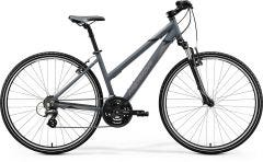 Merida Crossway 10V Women's Hybrid Bike Matt Dark Gre/ Black/Grey (2020)