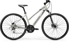 Merida Crossway 20D Women's Hybrid Bike Silk Titan/Black/Grey (2020)
