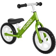 Cruzee Balance Bike Green
