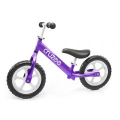 Cruzee Balance Bike Purple