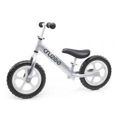 Cruzee Balance Bike Silver