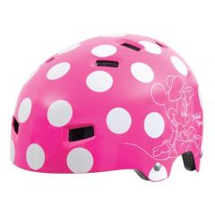Minnie Mouse Licensed Girls Helmet 50-54cm