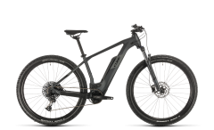 Cube Reaction Hybrid Pro 500 Electric Mountain Bike Iridium/Black (2020)