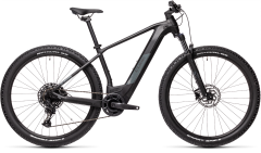 Cube Reaction Hybrid Pro 400 Electric Mountain Bike Black/Grey (2021)