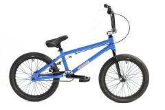 Colony Horizon 18 BMX Bike Blue Polished (2020)