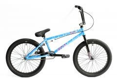 Division Reark 20 BMX Bike Crackle Blue (2020)