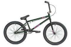 Division Reark 20 BMX Bike Crackle Green (2020)