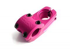 Colony Squareback BMX Stem Pink