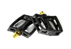 Colony Fantastic BMX Pedal Black/Gold