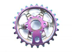 Colony Blaster 25T Sprocket Rainbow