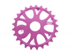 Colony Endeavour 25T Sprocket Pink