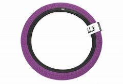 Family F2128 20x2.3 Purple tread Black wall
