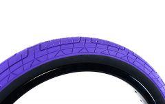 Colony Grip Lock Tyre Purple/Black 20x2.2