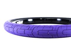 "Colony Grip Lock Tyre Purple/Black 20x2.35"""
