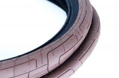 Colony Grip Lock BMX Tyre 20x2.35 Brown/Grey