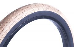 Colony Grip Lock BMX Tyre 20x2.35 Gum/Black