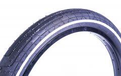 Colony Grip Lock BMX Tyre 20x2.35 Black/White