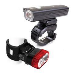 Serfas E-Lume 650/UTL 30 Cosmo Lightset