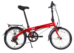 Dahon 21 Dybe D7 Red